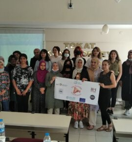 THE INVISIBLE WOMEN FOREWOMEN PROJESİ EĞİTİMLERİ